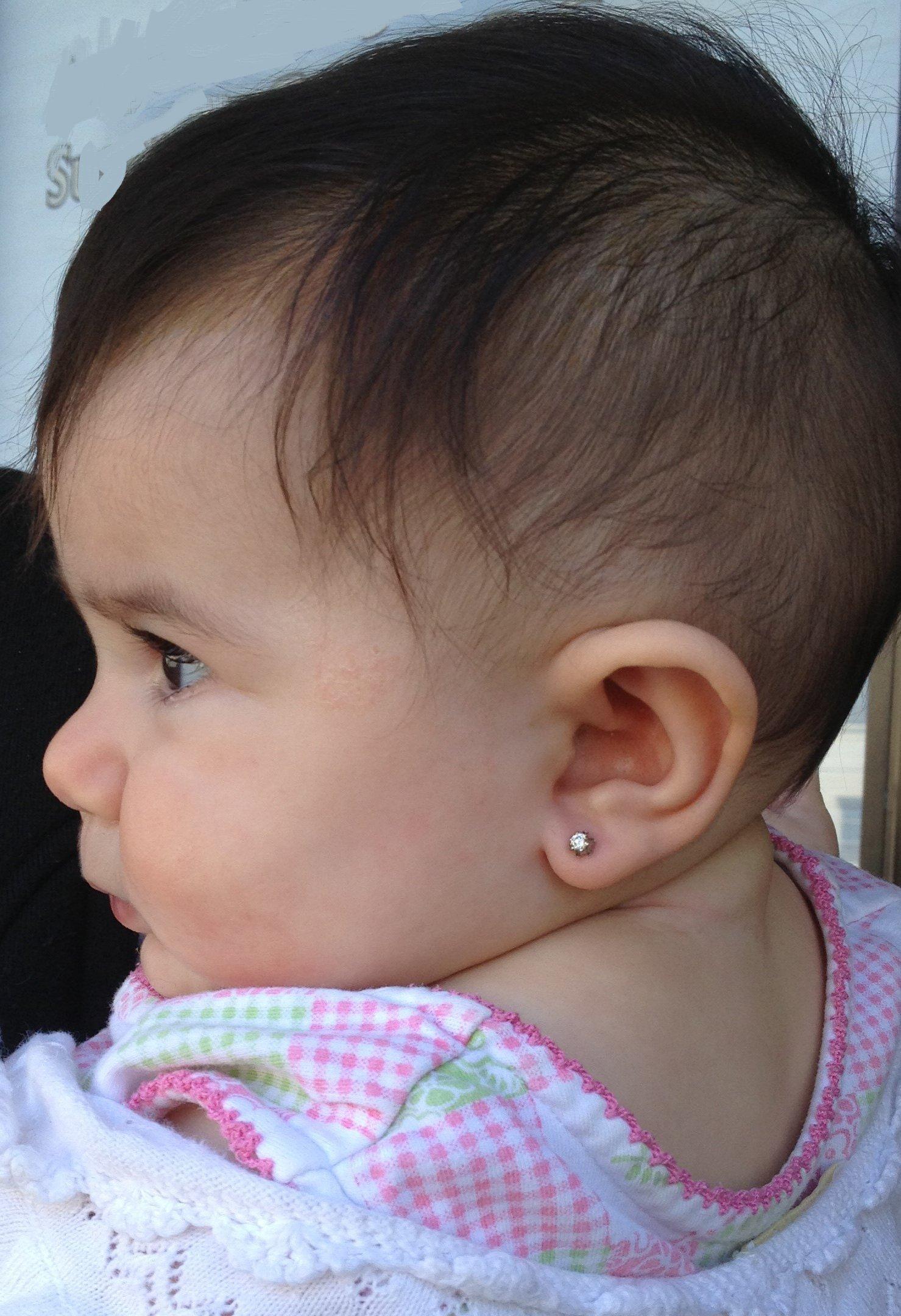 Specializing In Piercing Infants Thru S No Body