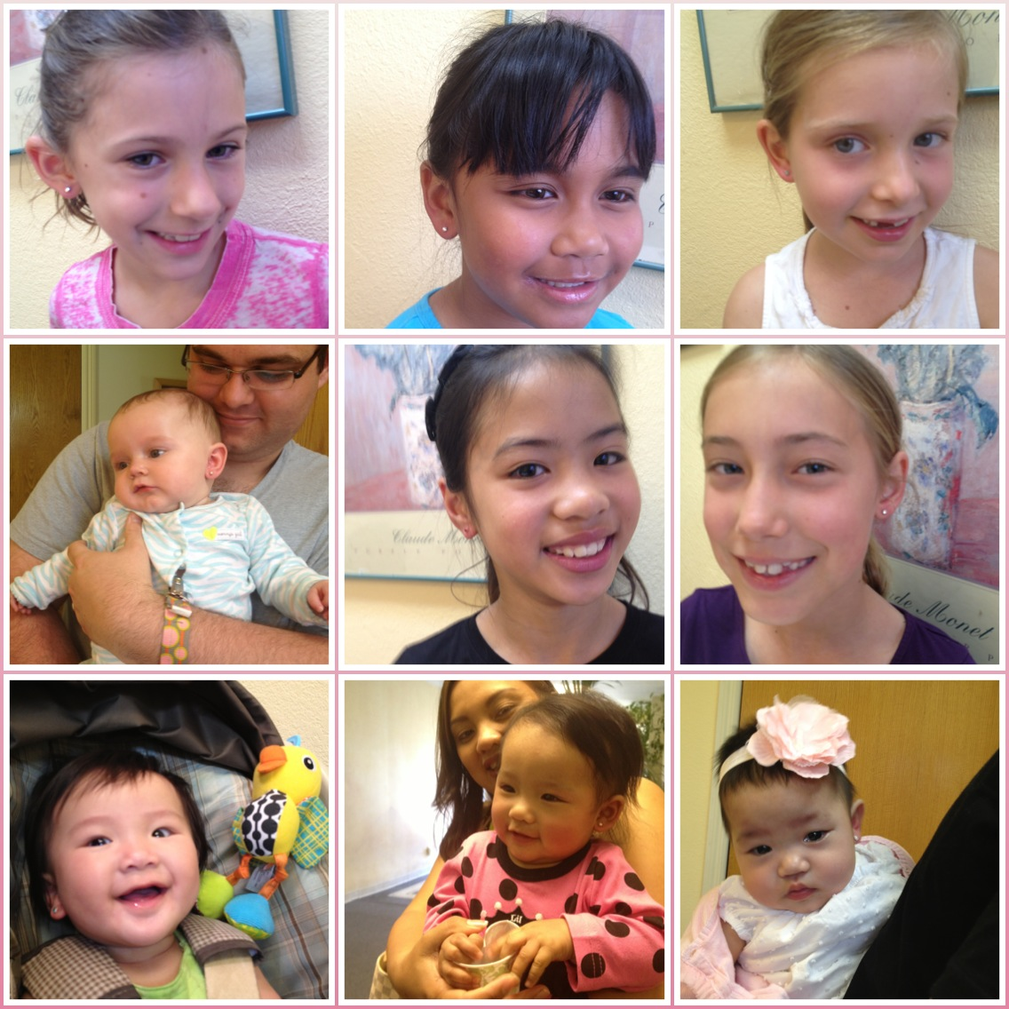Specializing In Piercing Infants Thru Adults No Body Piercing Baby Ear Piercing Infant Ear Piercing Ear Piercing Babies Ear Piercing For Infants Re Piercing After Surgery